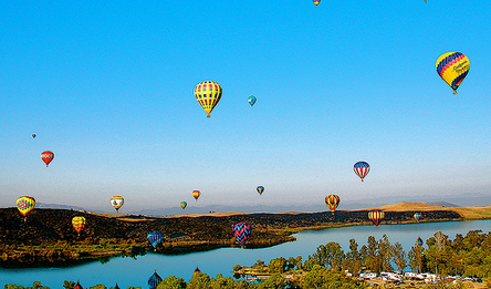 Temecula Hot Air Balloon Festival