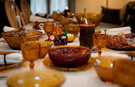 Ditchin The Kitchen Restaurants Offering Thanksgiving